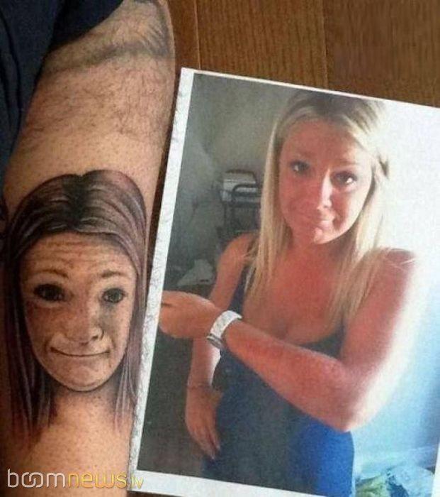 Лучшие татуировки