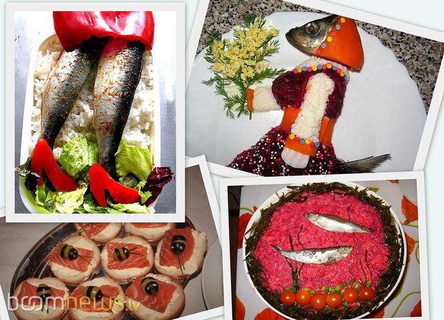 Необычные и простые блюда рецепты с фото